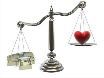 Passione e profitto. Opposti inconciliabili ?