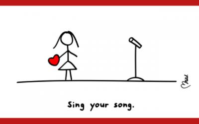 Canta la tua canzone. Il resto verrà da sé (forse)